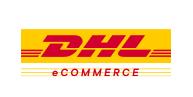 DHL ecommerce logo